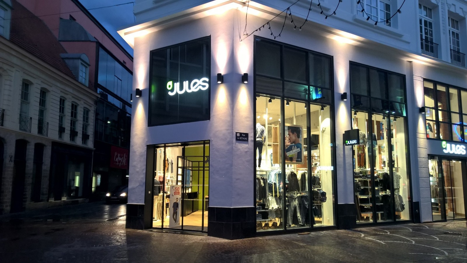 Magasin Jules Lille